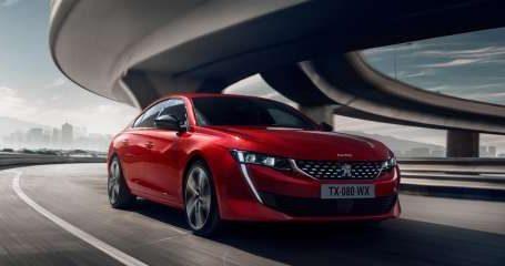 La nouvelle Peugeot 508 débarque au Maroc