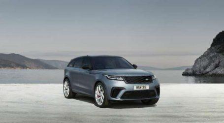 Le nouveau Range Rover Velar SVAutobiography : Plus raffiné, plus puissant