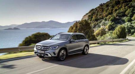 Mercedes dévoile le GLC restylé
