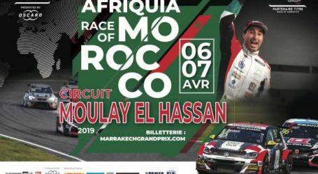 LE PLUS GRAND ÉVÉNEMENT AUTOMOBILE EN AFRIQUE AUX COULEURS DE AFRIQUIA – 6 & 7 AVRIL 2019