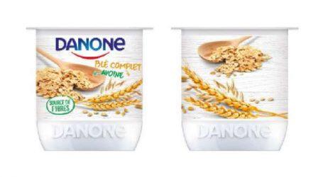 Danone : Une recette naturelle, sans conservateurs et à base de fruits naturels