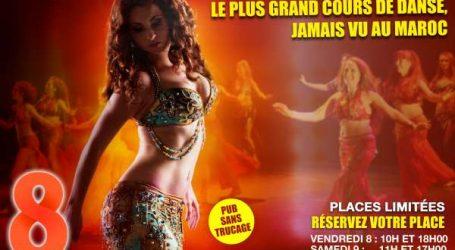 City Club organise un show spectaculaire pour célébrer la femme