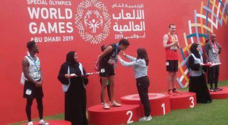 Les champions marocains au podium des Jeux Mondiaux d'été – Special Olympics à Abu Dhabi