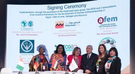 Le groupe Attijariwafa bank et la Banque africaine de développement s'associent pour soutenir les femmes entrepreneures en Afrique