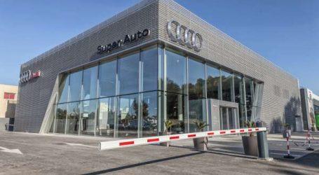 Ouverture du nouveau Terminal Audi à Rabat
