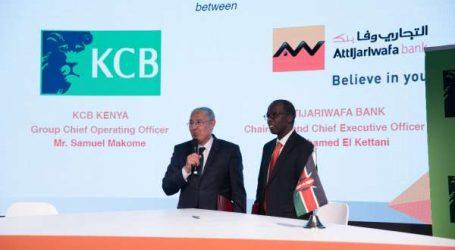 Attijariwafa bank signe un protocole de coopération avec Kenya Commercial Bank, la première banque du Kenya