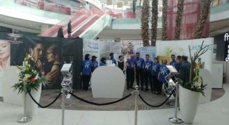 QNET prend ses quartiers au Morocco Mall et célèbre le bien-être avec ses produits phares