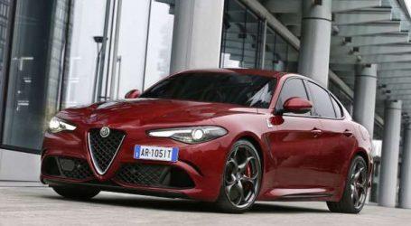 L'Alfa Romeo Giulia remporte sa 106ème récompense