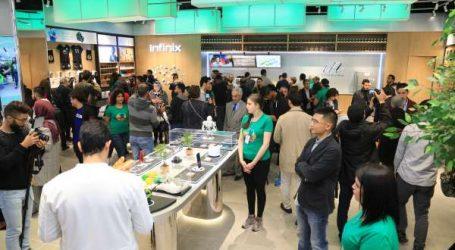 Infinix dévoile son concept store « Infinix Park » au Morocco Mall
