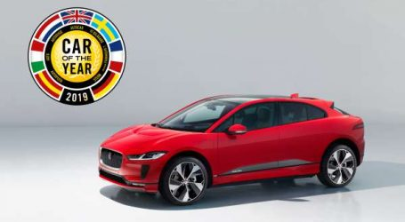 La Jaguar I-Pace élue voiture européenne de l'année 2019