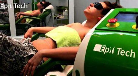 Corps, visage et peau, Epiltech, propose des technologies innovantes pour en prendre soin