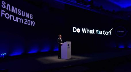 SAMSUNG dévoile ses grandes innovation au SAMSUNG MENA FORUM 2019