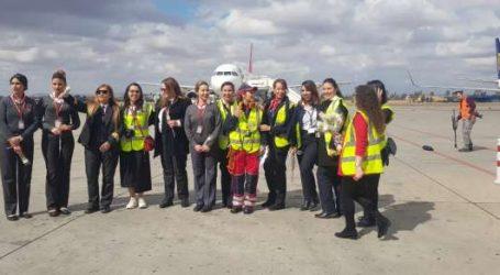 Journée Internationale de la Femme … Les collaboratrices de Swissport Maroc démontrent leur savoir-faire