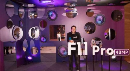OPPO lance la série F11