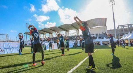 Centrale Danone s'engage dans la rénovation de quelques terrains de football en milieu scolaire
