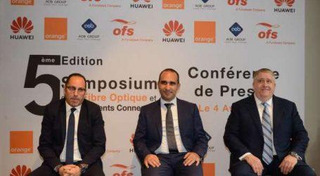 Orange Maroc et AOB Group co-organisent le Symposium de la Fibre Optique et des Bâtiments Connectés.