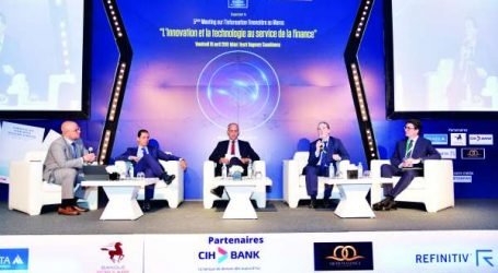 5ème Meeting sur l'information financière sous le thème « L'innovation et la technologie au service de la finance »