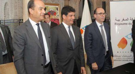 Foncier industriel: Al Omrane et la Région de Casablanca signent une convention