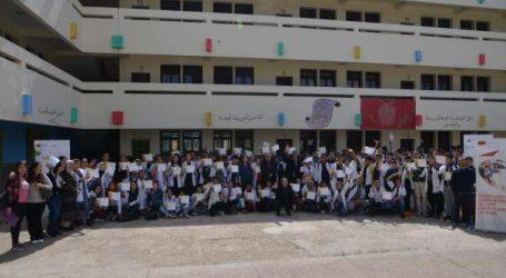 4e édition des community days « AWB-INJAZ in a Day » organisés tout au long du mois de mars par la Fondation Attijariwafa bank