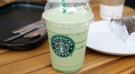 Starbucks invite ses clients à venir profiter de sa délicieuse gamme de mélanges Frappuccino