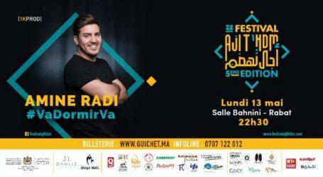Les Inqualifiables soufflent la 5e bougie du Festival Aji T'hdm et installent l'événement à Rabat