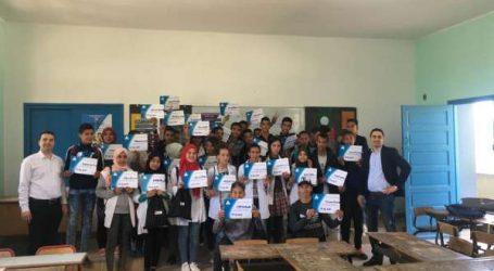 Clôture de la 4e édition des community days « AWB-INJAZ in day »
