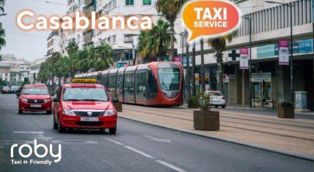 Roby … L'application qui va  révolutionner le taxi au Maroc