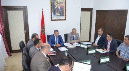 Le Directeur Général de l'ONEE rencontre les élus et les autorités locales de la province d'Al Hoceima