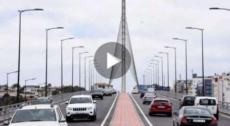 Pont Sidi Maarouf : ce qu'en pensent les premiers usagers (Vidéo)