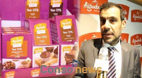 [Consonews TV] Aiguebelle lance le chocolat pâtissier pour ménagère!