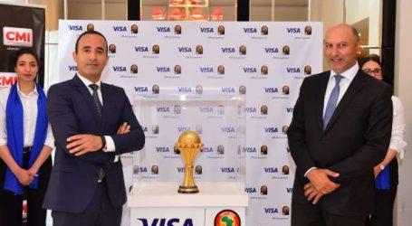 Trophée de la Coupe d'Afrique des Nations Total Egypte 2019 au CMI