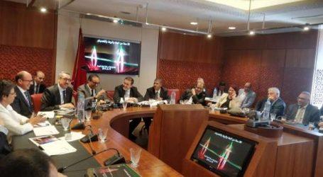 Présentation d'ADM devant la Commission parlementaire chargée du contrôle des Finances Publiques