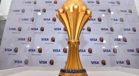 Le Trophée de la Coupe d'Afrique des Nations Total Egypte 2019 fait escale au siège d'Attijariwafa bank