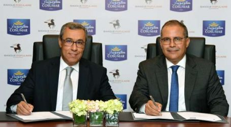 Banque Populaire-COSUMAR : partenariat en faveur des opérateurs œuvrant dans l'écosystème COSUMAR