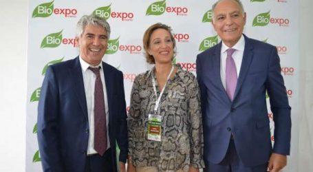 Cérémonie officielle d'ouverture Bio Expo Maroc