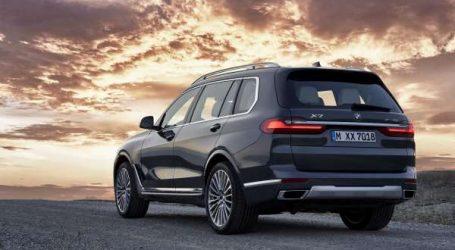 Lancement de la nouvelle BMW Serie 7 et la nouvelle BMW X7