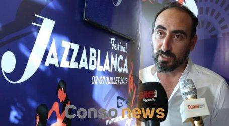 [Consonews TV] détail du programme Jazzablanca 2019 avec son président