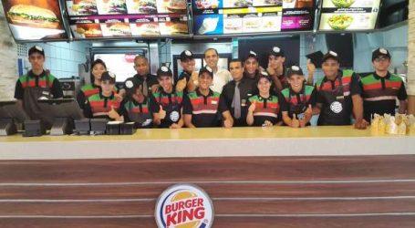 Burger King ouvre son 22ème restaurant au Maroc