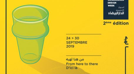 Casablanca Design Week 2ème édition du 24 au 30 Septembre 2019