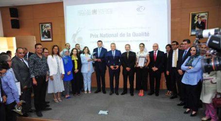 20ème édition du Prix National de la Qualité