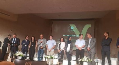 Yncrea célèbre ses lauréats