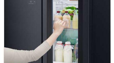Les réfrigérateurs Slimmed Down de LG : un design plus fin et des aliments plus frais