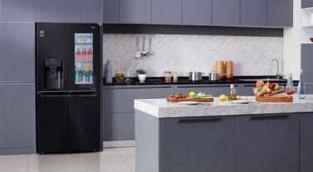 Les réfrigérateurs Slimmed Down de LG : un design plus fin et des aliments plus frais!