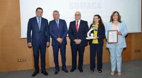 La SOMACA Usine Renault de Casablanca récompensée du Prix National de la Qualité édition 2018