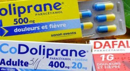 Paracétamol/Surdosage: l'Agence française du médicament tire la sonnette d'alarme!