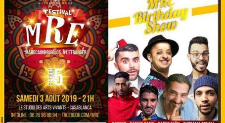 5e édition du Festival Marocains Rigolos à l'Étranger
