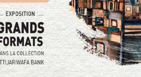 Les grands formats de la collection Attijariwafa bank s'exposent cet été à l'espace d'art Actua