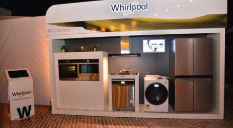 Vos aliments resteront frais pendant 15 jours grâce aux combinés Whirlpool W Collection