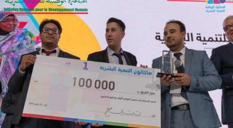 Remise des prix du «1er Hackathon du Développement Humain»