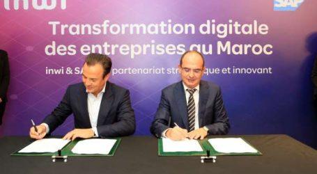 Accord stratégique : inwi, 1er hébergeur et distributeur de SAP en Cloud souverain au Maroc